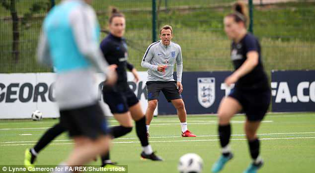 Neville was appointed first team manager of the England Women's team earlier this year