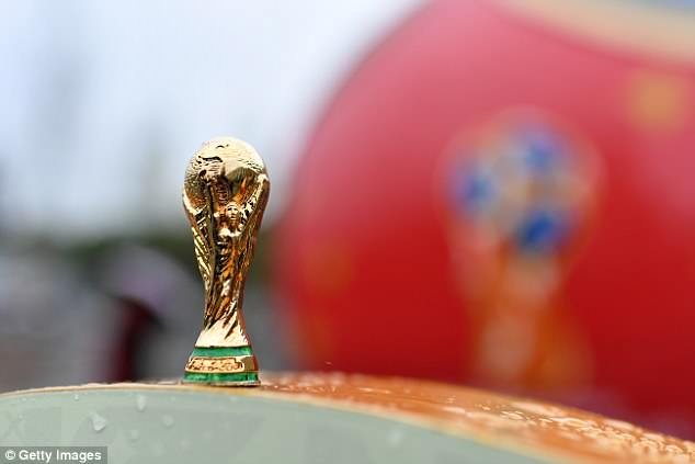 The 2026 World Cup will be hosted collectively by Canada, Mexico and the United States