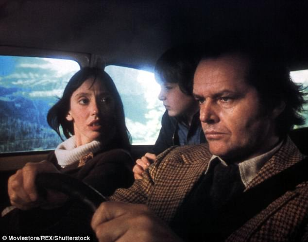 Plot: In The Shining, Jack Torrance went on a murderous rampage after being holed up with his wife (Shelley Duvall) and his son, who had psychic powers, in a haunted and remote hotel