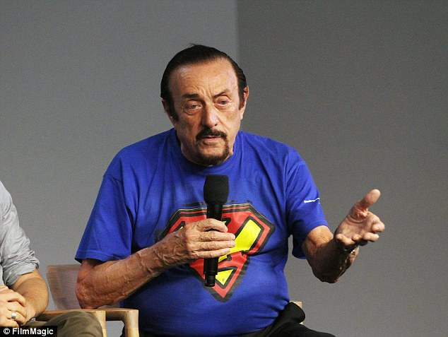 Run by psychologist Professor Philip Zimbardo (pictured) the study explored the destructive behaviour of groups of men over an extended period