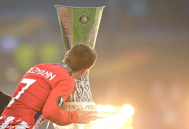 He has scored 112 goals and claimed first major honour by lifting the Europa League last month