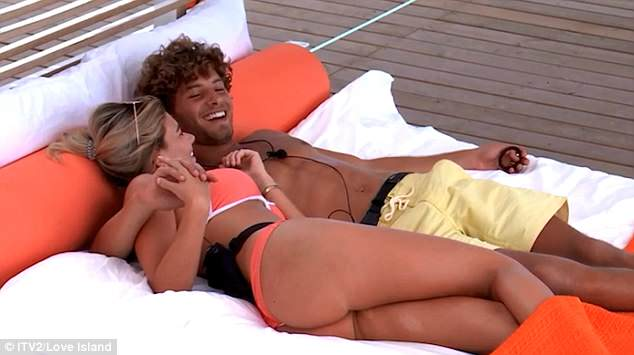 Dramatic: Eyal was seen coaxing Megan in to choosing him over Dr Alex