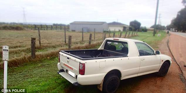 Western Australia Police charged the teenager over the assault for endangering life, health and safety of a person (Rodney's car pictured)