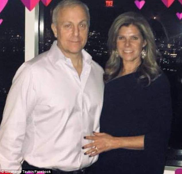Stephanie Taubin (right)  sued the Boston Red Sox and its owner after a foul ball struck her in the face during a 2014 game
