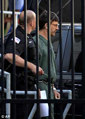 Glendon Scott Crawford was convicted in 2016 of attempting to build an X-ray weapon to expose people to lethal doses of radiation from a truck.