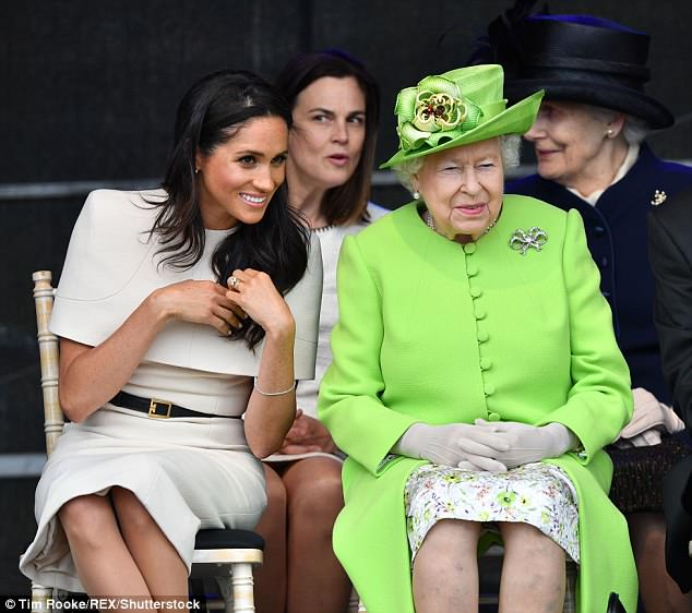 Editor-in-chief at Majesty magazine Ingrid Seward has revealed the nickname that Meghan will be able to call the Queen as they get to know each other better