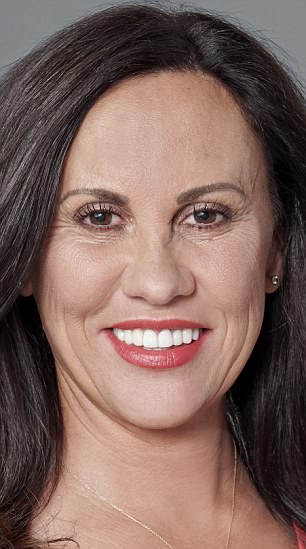 Nina Tetra, 42,decided to have her veneers replaced last year
