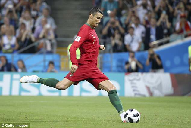 Mourinho praised countryman Cristiano Ronaldo, saying he is the player for 'special matches'