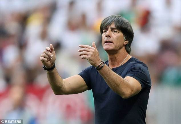 Germany boss Joachim Low has promised fans that his team will qualify for the last-16