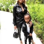 Blac Chyna and King Cairo in New photo
