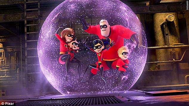 Walt Disney Pictures sent an advisory to theaters showing Incredibles 2 that scenes with flashing bright lights may cause seizures for those with photosensitive epilepsy