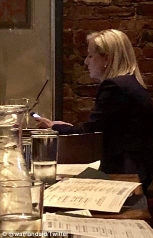 Secretary of Homeland Security Kirstjen Nielsen was run out of a Mexican restaurant in Washington DC by protesters on Tuesday night