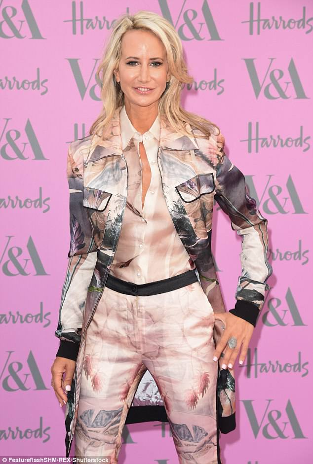 GIRL ABOUT TOWN: Eternally single Lady Victoria Hervey sets a date next  year... for getting pregnant   Daily Mail Online