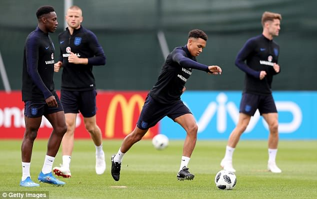 The Liverpool youngster is hoping for a tournament cap after a fine season with the Reds