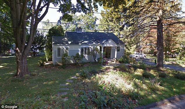 Ocasio-Cortez's family moved to this home inYorktown Heights, New York when she was five and lived there until she left to go to college at Boston University