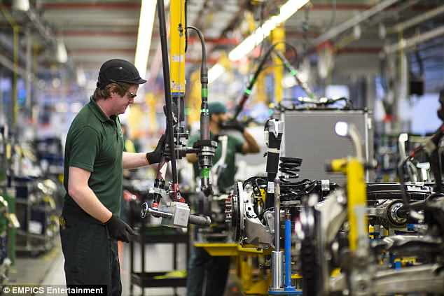 He said that for more than 250 years, Britain has championed free markets and free trade and warned there are 300,000 jobs in Jaguar Land Rover and the supply train that will be hit by Brexit if there are changes to customs free access to trade and talent and EU regulations