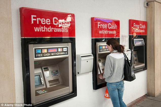 About 40,000 free-to-use machines in the UK are at risk of closing