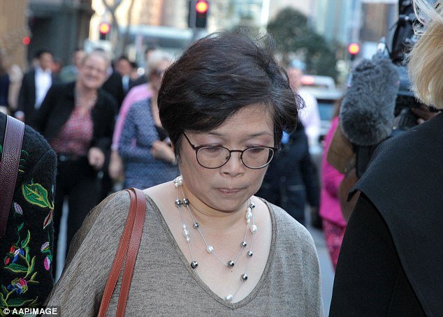'My family and I have been living in the spectre of Rita's death for the last 30 years in pain, anger and helplessness,'Angelina Chye (pictured) said