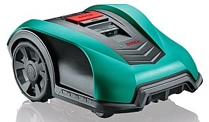 Bosch Indego 350 Connect Robotic Lawnmower: A robot that cuts your lawn while you enjoy a beer, or even while you¿re on holiday