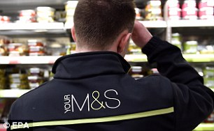M&S will not be revealing its latest trading figures at the AGM