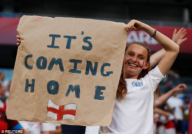 England's win over Sweden in Samara on Saturday put the team one game away from the final