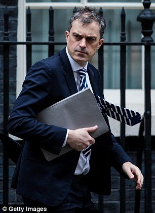 Tory chief whip Julian Smith told the MP to give the invite to one of his constituents in Crawley, Sussex, instead.
