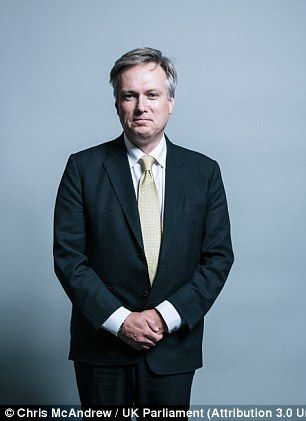 Henry Smith said he is refusing to join his party colleagues in watching the semi-final against Croatia as he fears that Theresa May's Brexit stance could jinx the club.