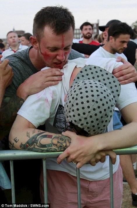 Fans at Nottingham Castle were left devastated