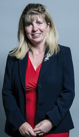 Maria Caulfield, who has quit as a Tory vice chair, branded the proposals 'catastrophically bad' and a 'disaster'