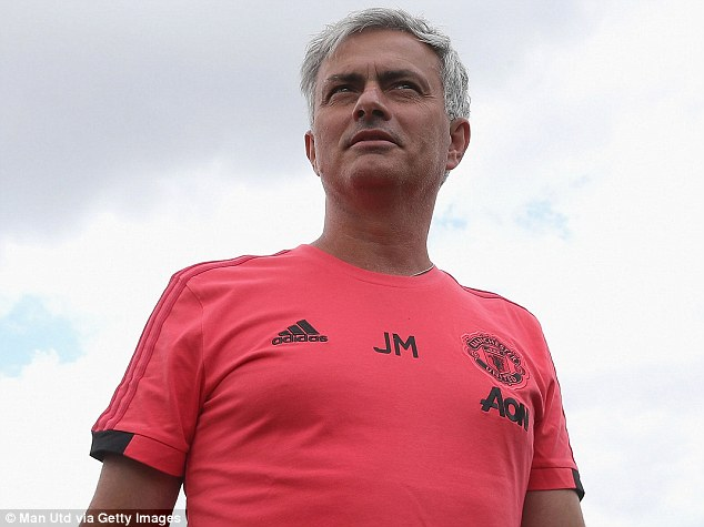 Mourinho has been working for Russian television as a pundit during the World Cup