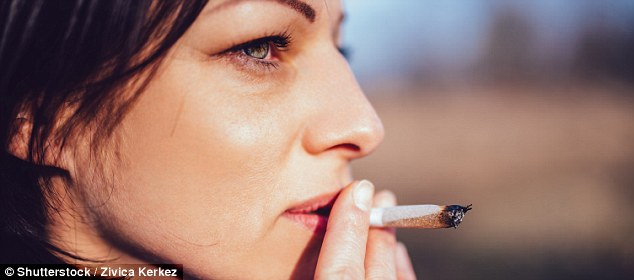 Smokers are up to 45 per cent more likely to suffer from irregular heart beats (stock)
