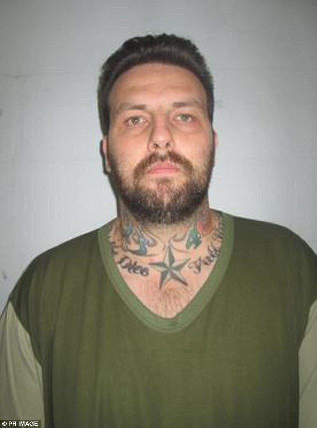 Zlatko Sikorsky (pictured) fears retaliation from fellow inmates, according to prison sources