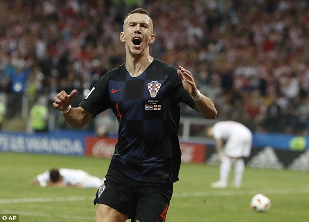 Ivan Perisic believes his country's semi-final loss in 1998 can act as additional motivation
