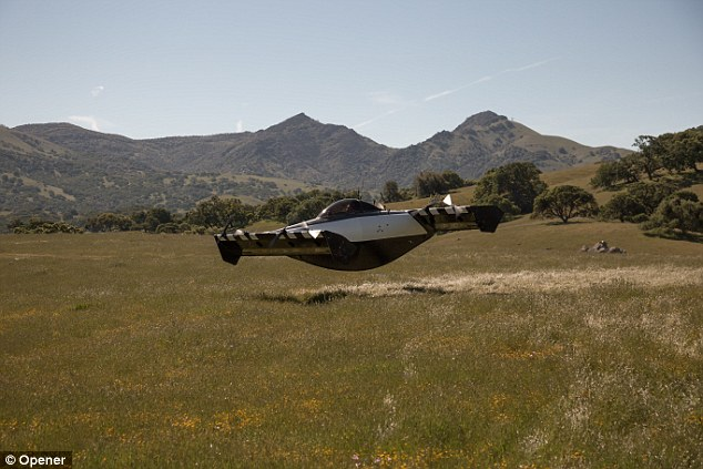 BlackFly is an ultralight vehicle that consumes less energy than a traditional electric car and is also built to be steathily quiet. The battery can be recharged in as little as 25 minutes