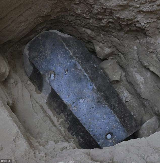 The tomb is thought to have belonged to a nobleman but not a king due to larger tombs discovered in the past being attributed to wealthy men as opposed to leaders