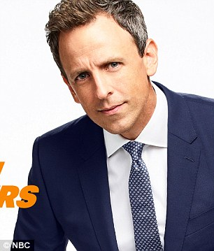 Seth Myers got the cold shoulder from the Emmys this year