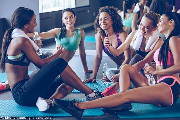 There are different types of bras for different types of activities, make sure you choose the right bra for your sport (stock image)