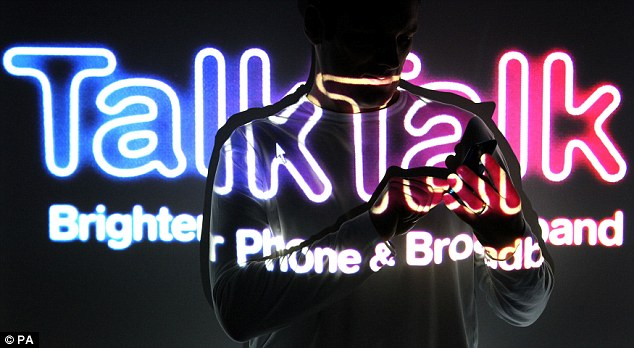 TalkTalk booked a loss last year after ploughing £119m into a restructure to get it back on track