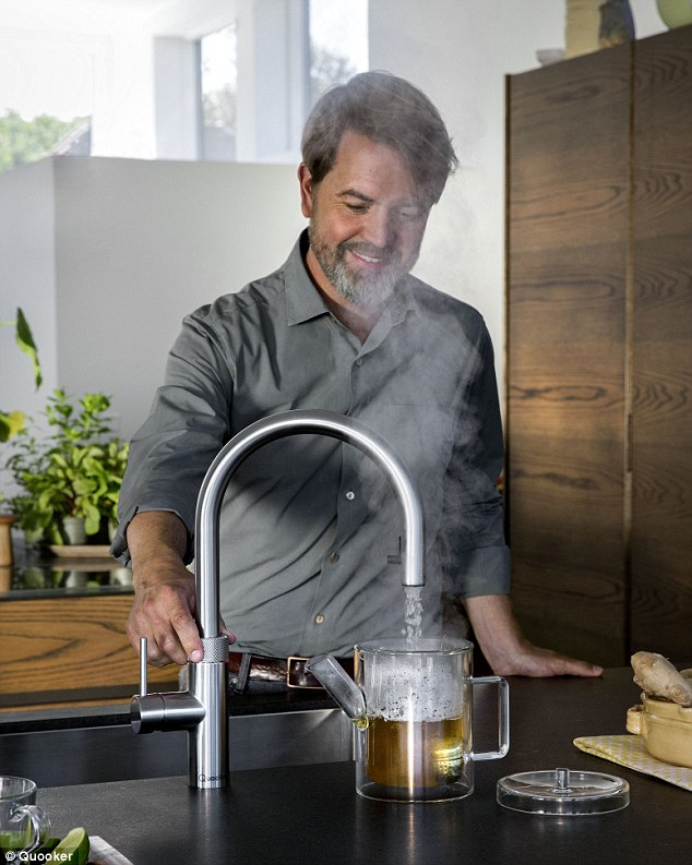 There are  a few companies supplying hot water taps and costs range from £750 to £2,000