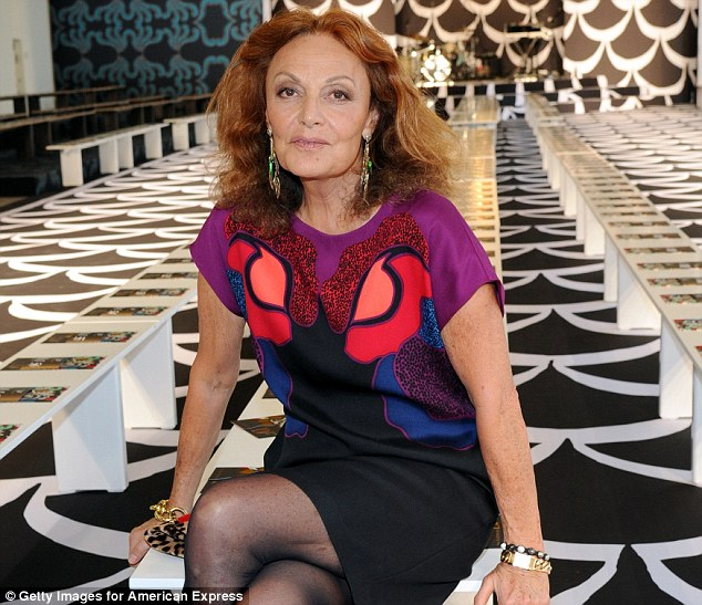 Debate over the drug was sparked afterDiane von Furstenberg branded it the worst thing to happen to women in the last 15 years
