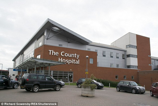 The County Hospital is ran by Wye Valley NHS Trust, which was named as one of the 13 NHS trusts with excess deaths in 2017
