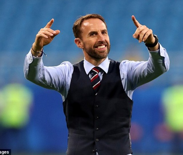 Ledley King Has Hailed The Impact Of Gareth Southgate Above On The England National