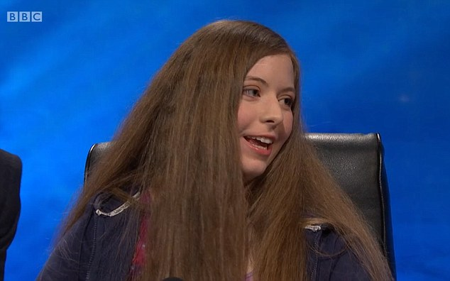 University Challenge Viewers Are Fascinated By Contestant S Long