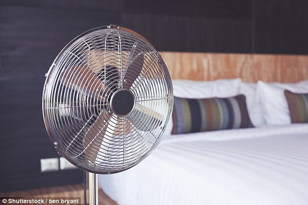 Sleeping with a fan in your bedroom might keep you cool but it could also have unwanted effects like provoking allergies and asthma or drying out your skin, mouth or eyes