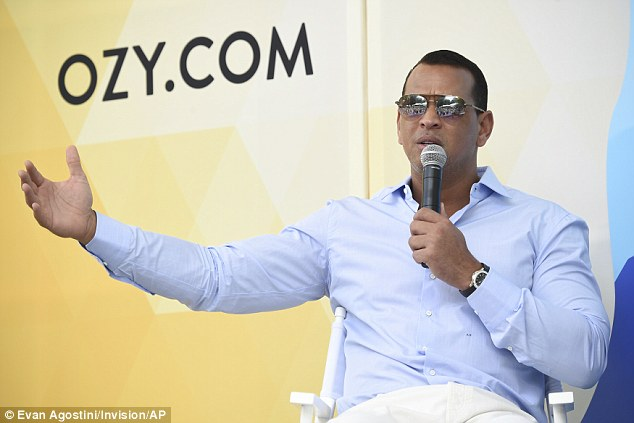 Former New York Yankees player Alex Rodriguez retired in 2016 after playing for 22 seasons
