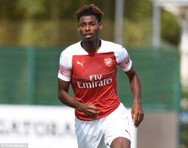 Arsenal youngster Jeff Reine-Adelaide has called time on his career at the Emirates