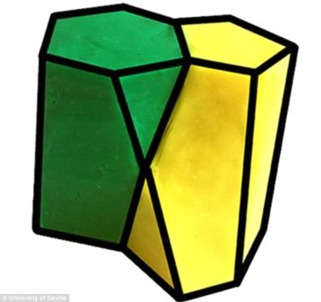 The new shape, dubbed the scutoid, allows these epithelial cells to organize with the most efficiency, as opposed to the column or bottle-like shapes scientists previously attributed to this process