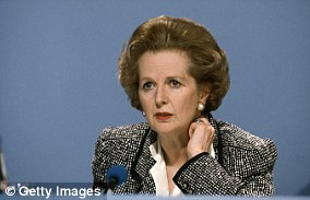 'I was doing a lot of the privatisations when Mrs Thatcher came to power,' says Nelson