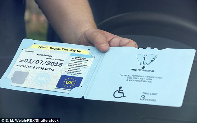 How Get Disabled Parking Badge