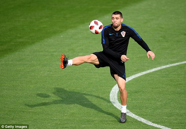 Chelsea have enquired to Real Madrid about their Croatian midfielder Mateo Kovacic